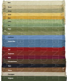 Park Designs Casual Classics Table Runners 20 Colors 2 Sizes Pick 1 or