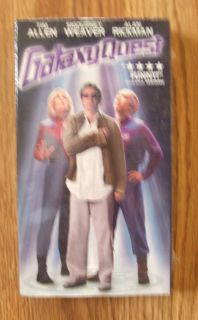 Galaxy Quest VHS 2000