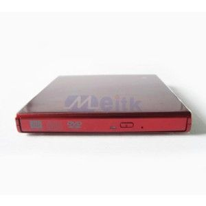 New USB 2 0 External Slim Portable DVD±RW Optical Drive for Laptop PC