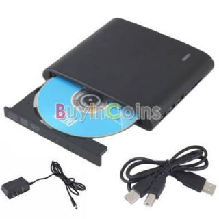 USB Portable Slim External Blue Ray Disc Drive Optical DVD Burner