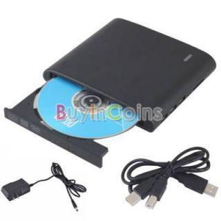 USB Portable Slim External Blue Ray Disc Drive Optical DVD Burner