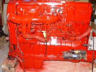 Cummins ISX 475HP Engine w EGR 2004 Running Take Out