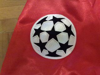 Manchester United 1997 1999 Champions League Home Shirt Player Beckham
