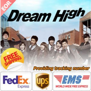 KBS Korea Korean Drama DVD English Subtitle Dream High 16 Episodes