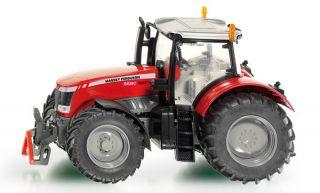 Siku Massey Ferguson MF8680 Tractor 1 32 Scale Toy New