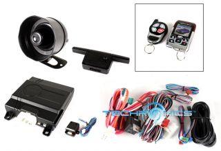 Excalibur Al 2050 Edpb 2 Way Security Car Alarm Remote Start System 1