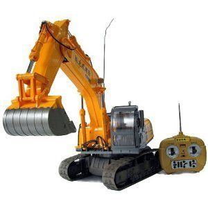 RC Super Excavators 1 12 Big Scale