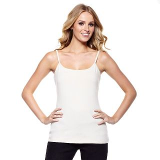 217 889 diane gilman stretch cami with adjustable straps note customer