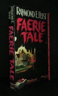 title faerie tale author feist raymond e