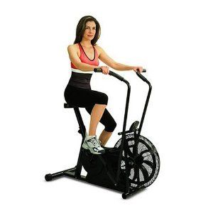 Marcy Sport Cycle Exercise Fan Wheel Bike Bicycle