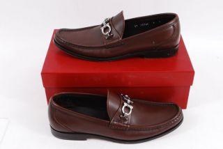 Salvatore Ferragamo Mens Shoes Dress Loafers $495 Sz 8