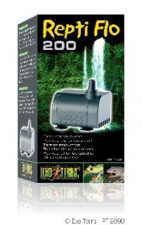 Exo Terra Repti Flo 200 Mini PUMP Reptile Terrarium PT2090 ~New