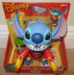 Disney Hasbro Lilo Stitch Experiment 626 Stitch Doll 2002