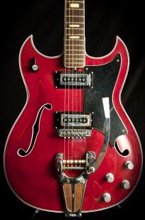 Vintage Tonemaster Imperial 502 V Archtop Electric Guitar GRLC946