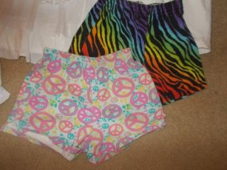 Tops Shirts Shorts Girls Sz 8 M Itemized Justice Epic Boutique