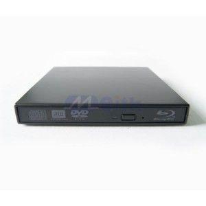 New USB 2 0 External Slim Portable DVD RW Blu Ray Drive for Laptop PC