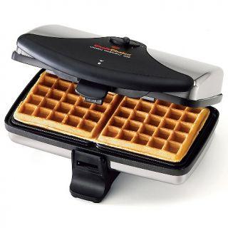 231 479 chef s choice chef s choice wafflepro dual square waffle maker
