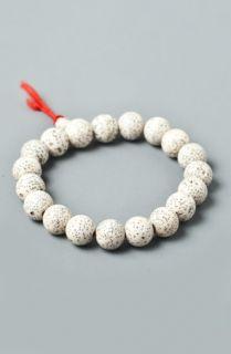Native Vibe Jewelry White Lotus Seed Bracelet
