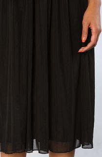 missy metallic lace empire dress in black copper sale $ 16 95 $ 116 00