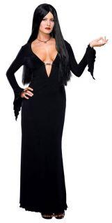 Morticia Addams Costume Addams Family Classic Sexy Morticia