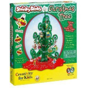 Family Kids Fun Christmas Keepsake Craft Kit Shrinky Dinks Christmas