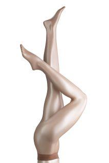 Falke Shelina 12 Ultra Transparent Shimmer Tights Pantyhose Bare Leg