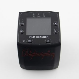 35mm Film Slide and Negative Scanner Film to Digital Image Converter