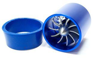 Turbo Air Intake Saver Fan (Single Propeller with Mesh) 1 Non Slip