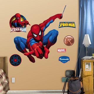 Spider Man Fathead Marvel Comics Brand New