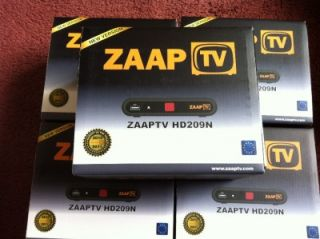 Zaaptv IPTV HD209N Zaap TV HDMI Cable Arabic Greek Turkish IPTV