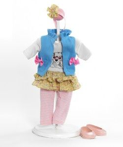 Alexander Favorite Friends Girlz Best Friend Outfit for 18 Girls Doll