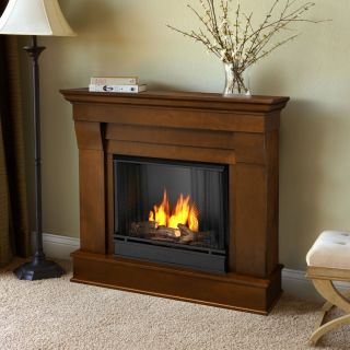 Chateau Portable GEL Fireplace Heater NEW MODEL 3 COLORS RealFlame