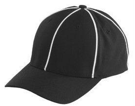 New Richardson Football Umpire Officials Flex Fit Hat Cap