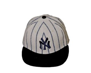 1921 NY New York Yankees Fitted Baseball Hat All Sz
