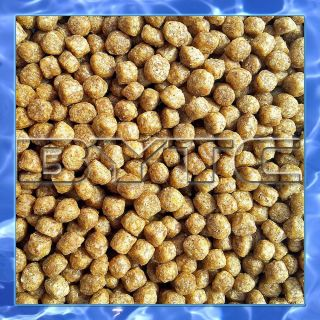 10 lbs 1 4 Floating Koi Food Pellet Fish Food