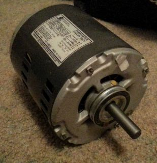 Emerson 1 2 HP 2 Speed Evaporative Swamp Cooler Motor