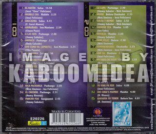 Che Feliciano Historia Musical 2 CD s New Salsa Exitos
