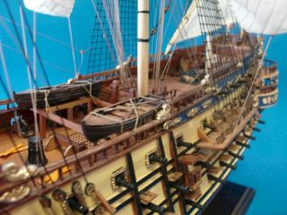 San Felipe 32 Wooden SHIP Model 1 95 Wood Sailing Boat