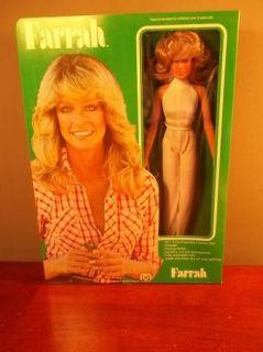 1977 Mego Figure 12 Farrah Fawcett Majors Doll RARE New AFA It