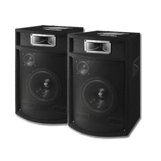 New MA Audio 600W 8 3 Way Home Floor Standing Speakers
