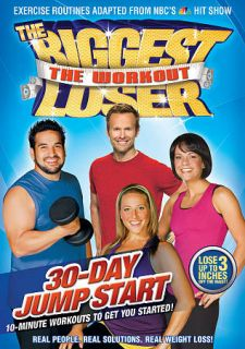 The Biggest Loser The Workout   30 Day Jump Start (DVD, 2009)