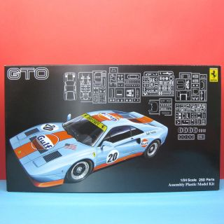 Fujimi 1 24 Ferrari 288 GTO Gulf 288GTO Enthusiast Model Kit 082752