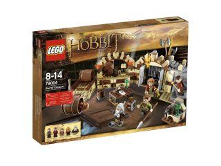 Lego 79004 The Hobbit Barrel Roll No Mini Figs Box