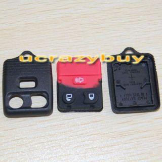 Button Ford Ranger F250 F350 Escape Keyless Entry Remote Key Fob
