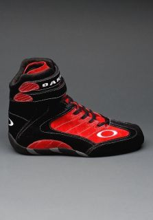 Oakley Race Boots SFI FIA Rated Fr Auto Racing Driving High Top Shoes