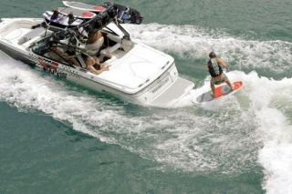 2011 CWB 57 Tsunami Wakesurfer Watersports Board