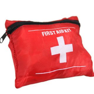 Survive Rescue Treatment Pack Emergency First Aid Kit Bag