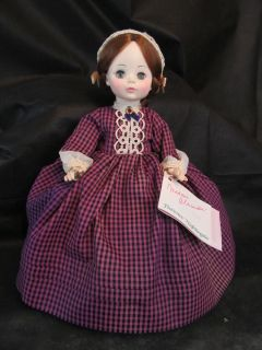 Madame Alexander Doll Florence Nightingale