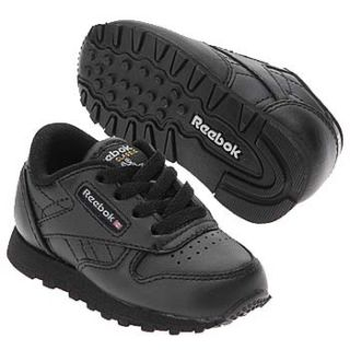Athletics Reebok Kids Classic Leather Toddler Black