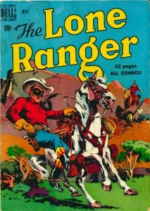 Western Comics Lot Featuring Golden Age Lone Ranger 23 More 7 Comics